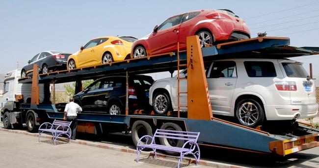 حمل خودرو به خرمشهر