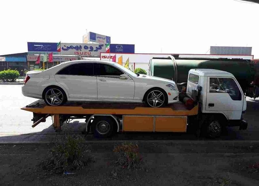 خودرو بر تهران به شهرستان