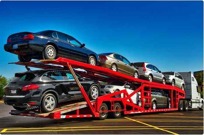 حمل ماشین