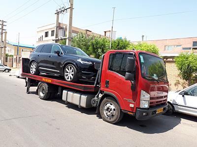خودروبر تهران به سراب