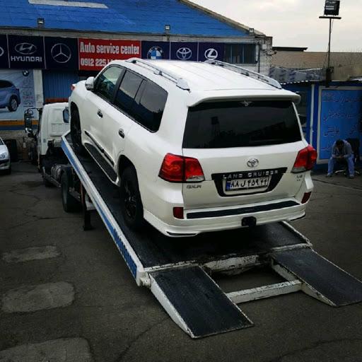 خودروبر تهران به سرعین