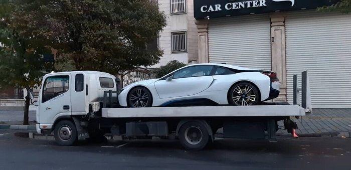خودروبر تهران به سلماس