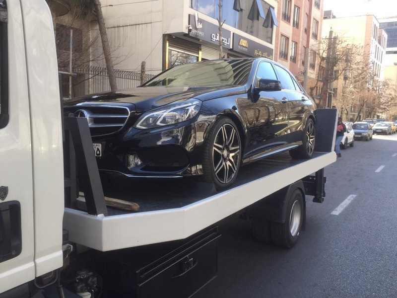 خودروبر تهران به آبیک