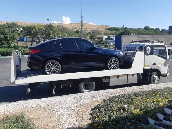 خودروبر تهران به الیگودرز