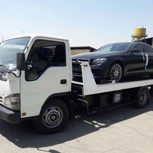 خودروبر تهران به دامغان