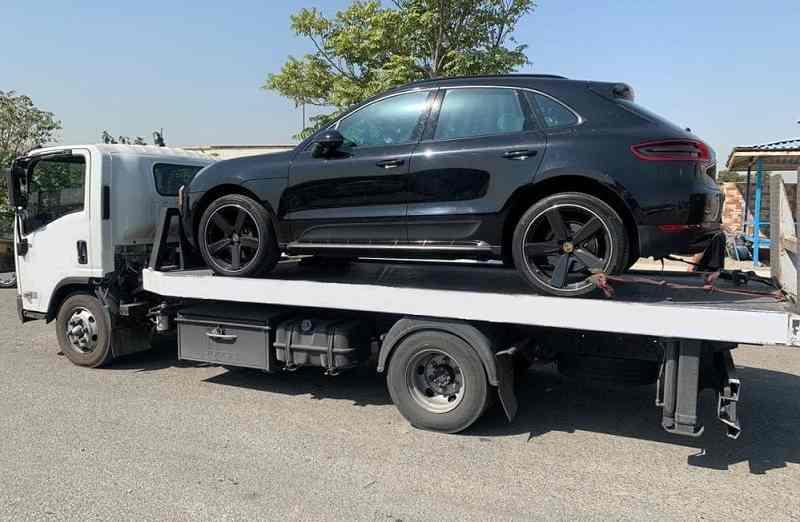 خودروبر تهران به شهرضا