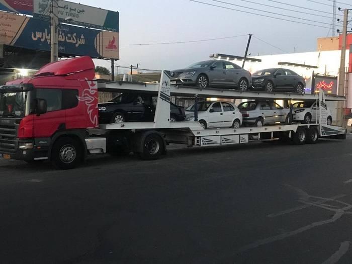 خودروبر تهران به قروه