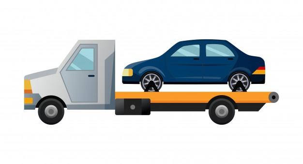 حمل خودرو سواری به شهرستان