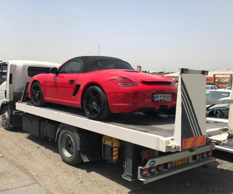 خودروبر تهران به فیروزکوه