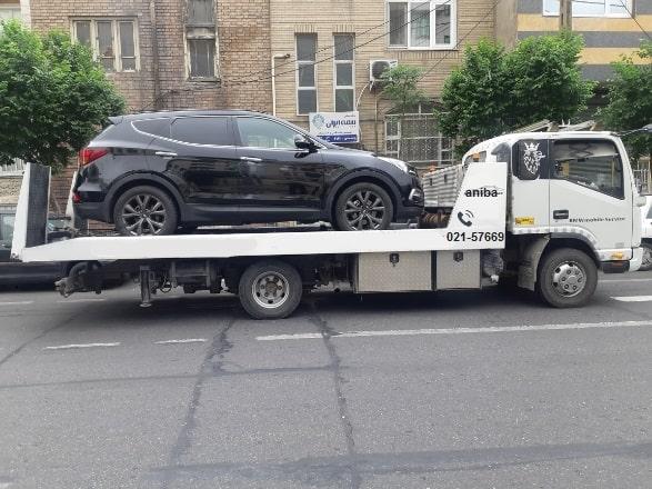 خودروبر تهران به گناباد