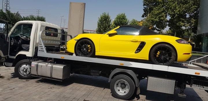 خودروبر تهران به سلفچگان